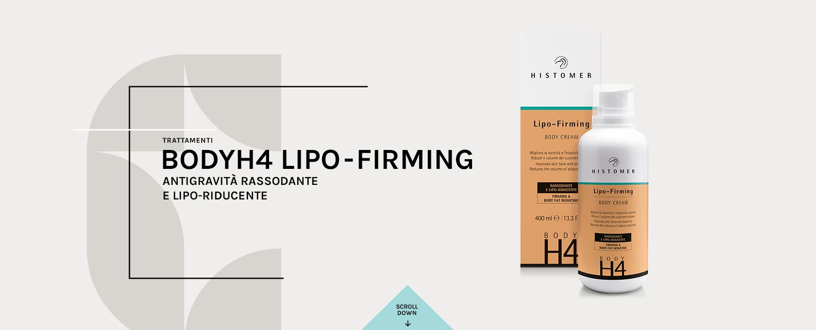 Body h4 Lipo Firming body cream